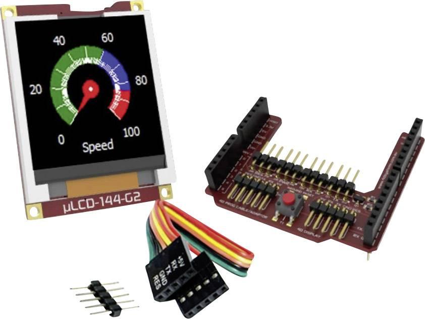 Vývojová deska 4D Systems uLCD-144-G2-AR
