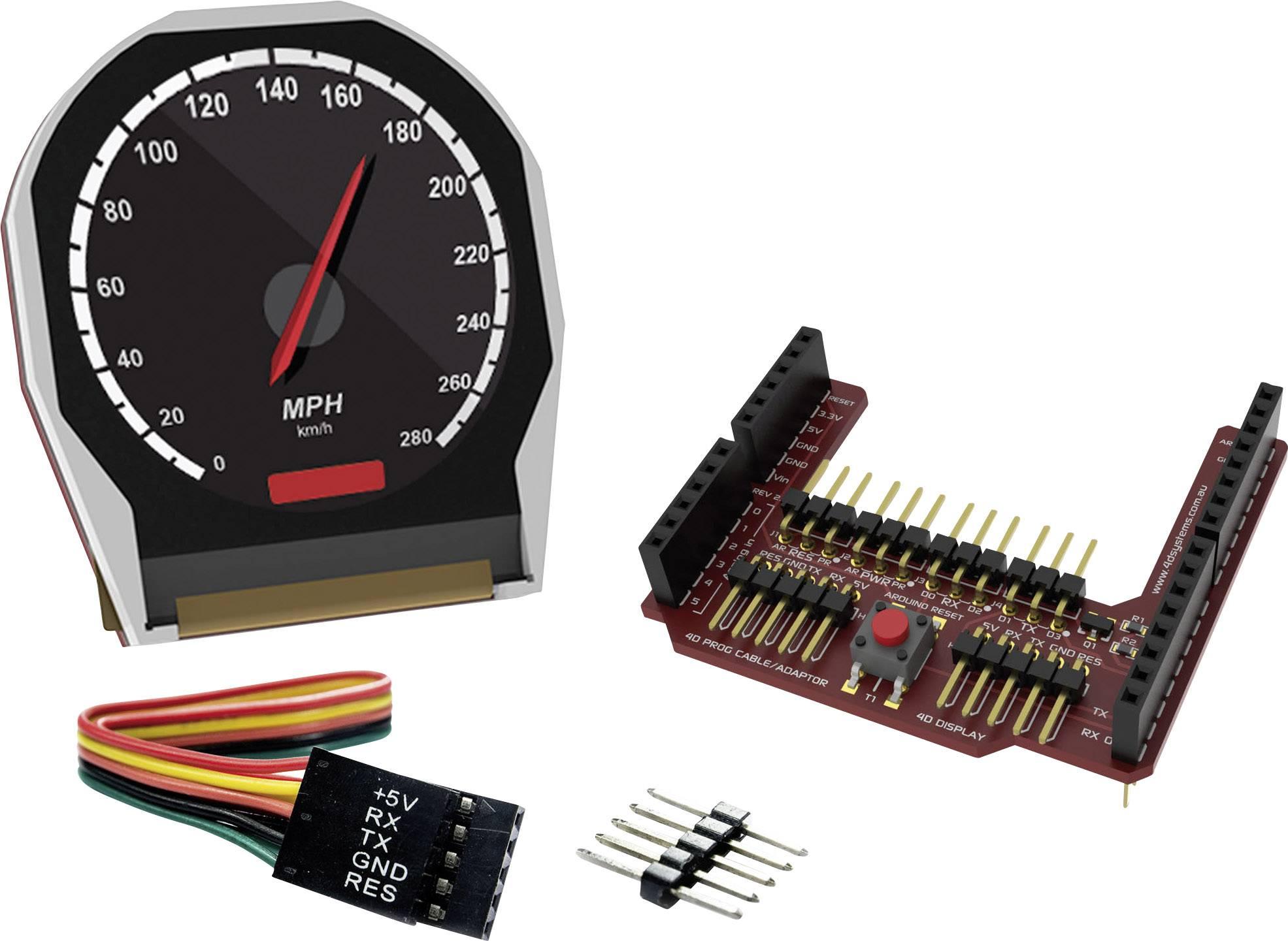 Vývojová deska 4D Systems uLCD-220RD-AR
