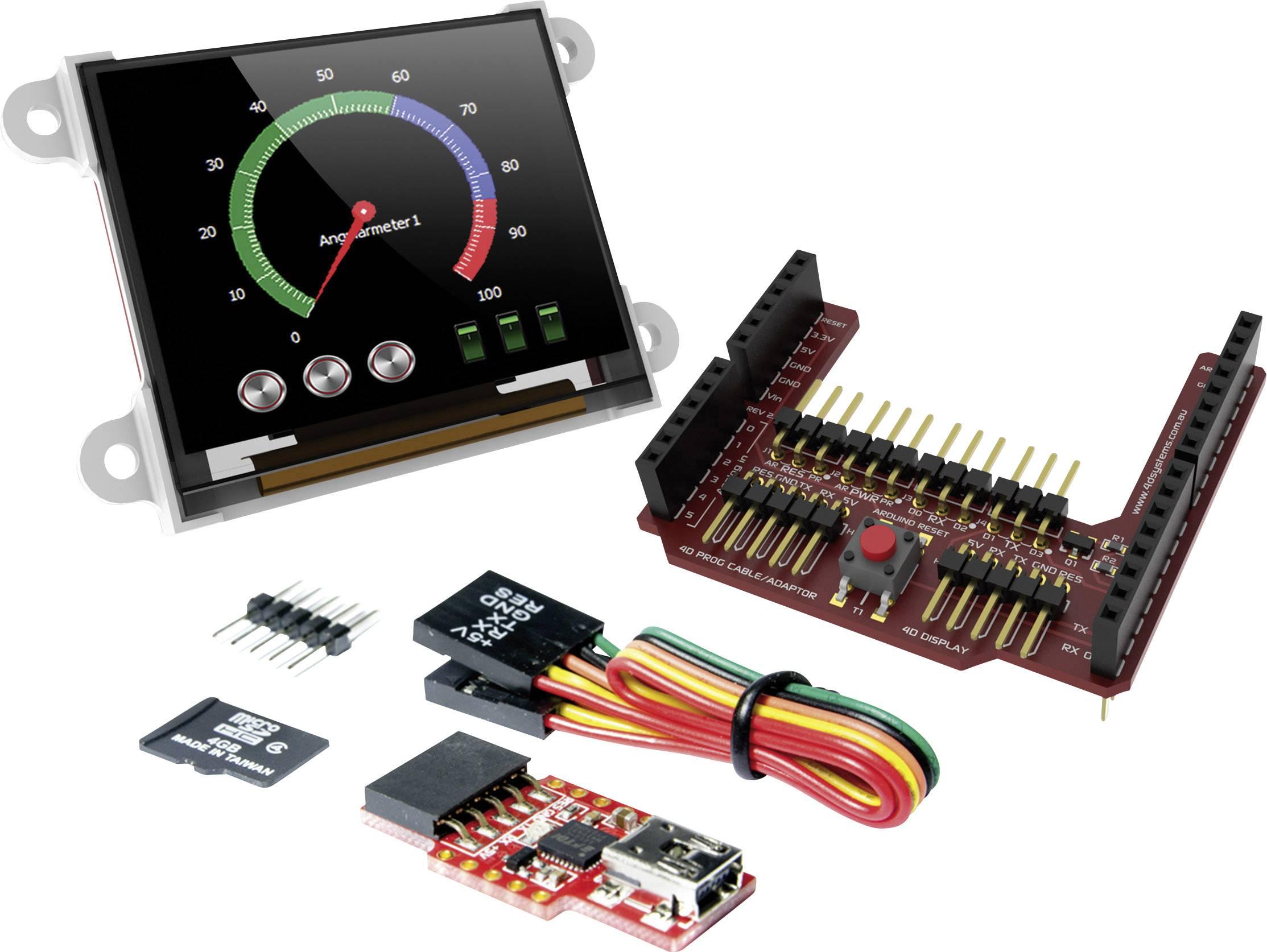 Vývojová deska 4D Systems SK-160G2-AR