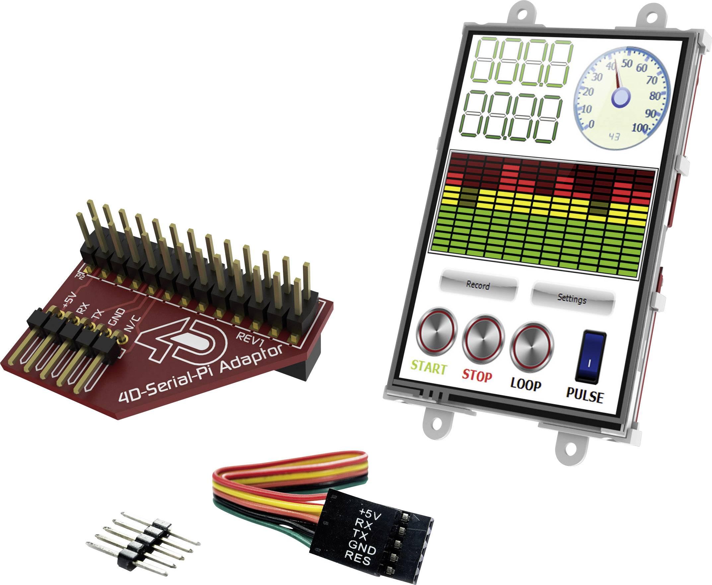 Vývojová deska 4D Systems uLCD-35DT-Pi