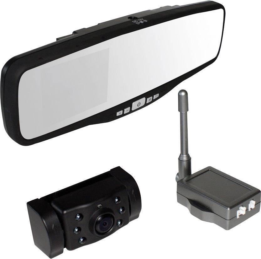 Bezdrôtová cúvacia kamera s LCD zrkadielkom ProUser APB 100