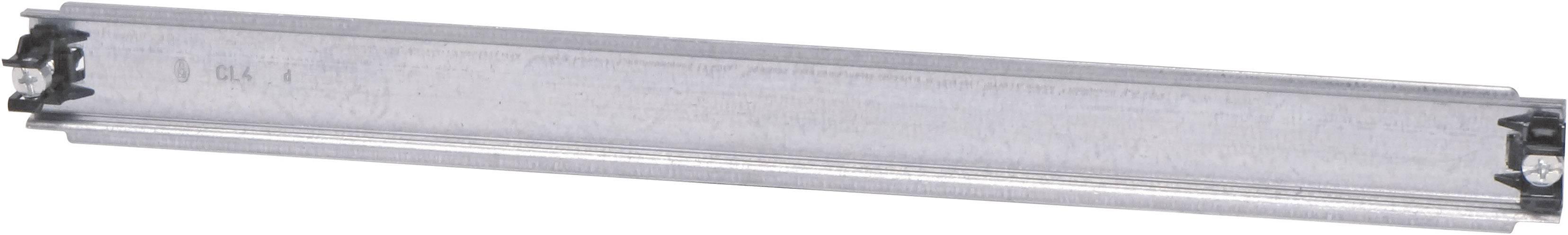 Kolejnice Eaton CL4, 375 mm, ocelový plech, 1 ks