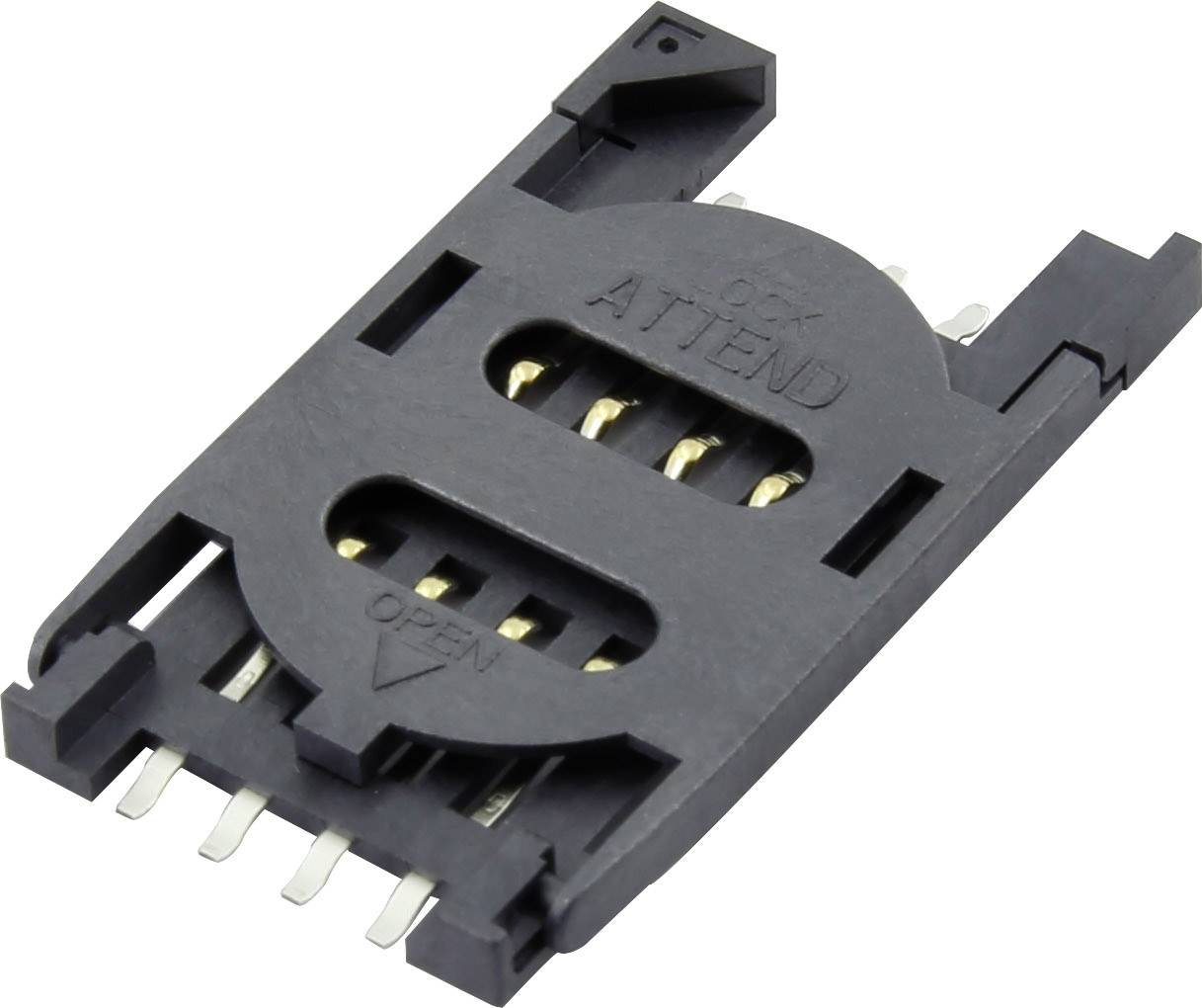 Pätice pre karty (GSM, SD)