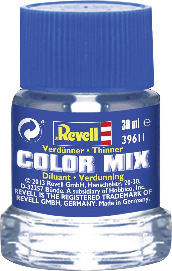 Modelářství - ředidlo Revell skleněná nádoba 30 ml