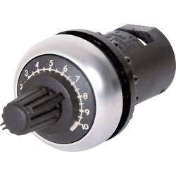 Otočný potenciometr Eaton M22-R10K Mono, 0.5 W,10 kOhm, 1 ks