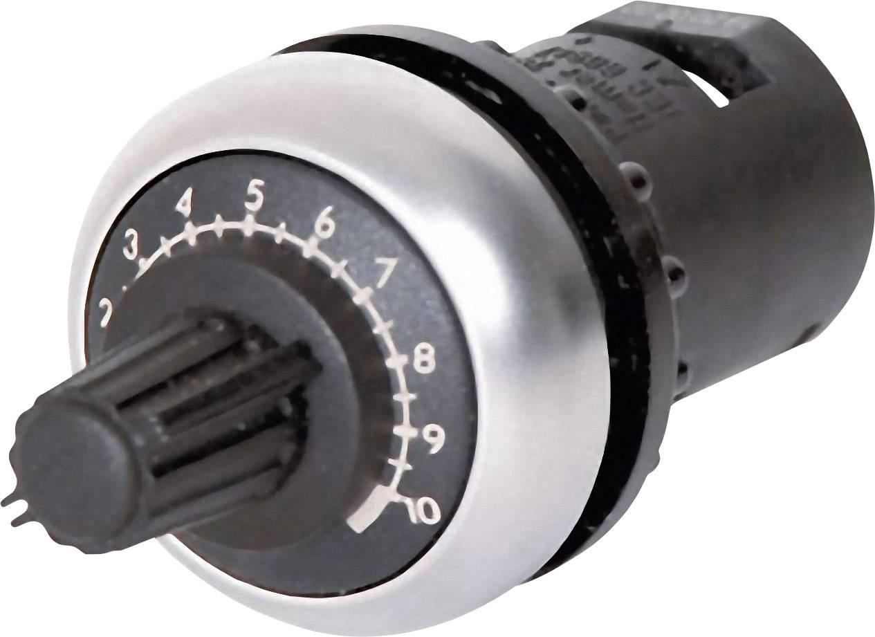 Otočný potenciometr Eaton M22-R1K Mono, 0.5 W,1 kOhm, 1 ks