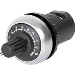 Otočný potenciometr Eaton M22S-R10K Mono, 0.5 W,10 kOhm, 1 ks