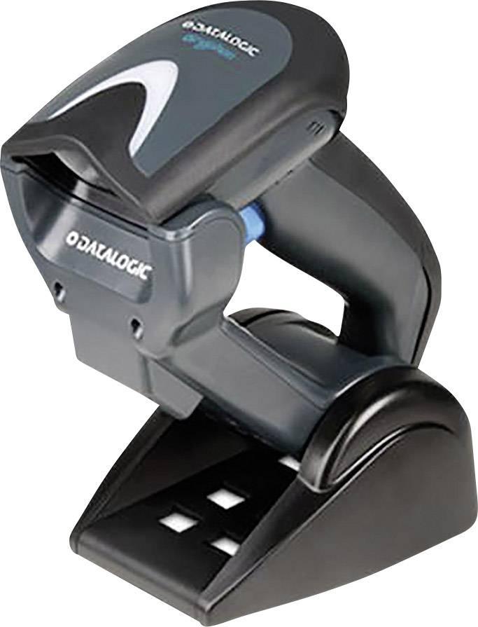 Ručný skener čiarových kódov DataLogic Gryphon I GBT4430 GBT4430-BK-BTK1, Imager, USB, čierna