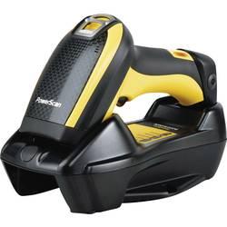 Ruční skener čárových kódů Datalogic PowerScan PM9500 PM9500-433RBK10, Imager, USB, žlutá, černá
