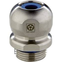 Káblová priechodka LAPP SKINTOP® INOX M16x1,5, ušľachtilá oceľ, nerezová oceľ, 5 ks