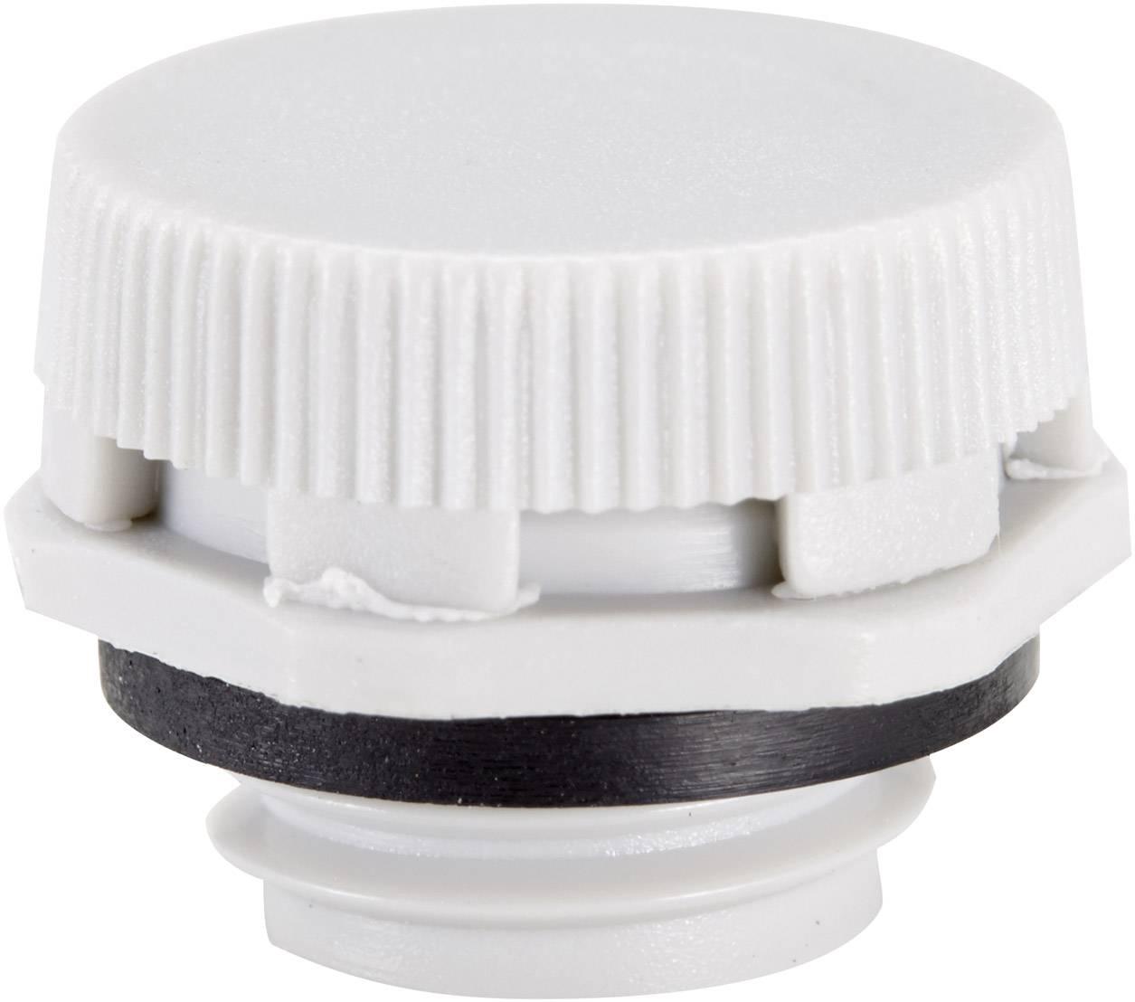 Uzávěr pro vyrovnávání tlaku LAPP SKINDICHT VENT UL 12x1,5 LGY plus, polyamid, 1 ks