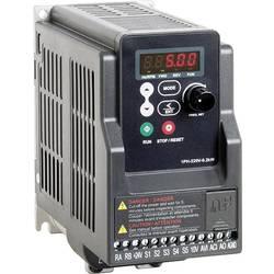 Frekvenční měnič Peter Electronic 0.75 kW, 1fázový, 230 V