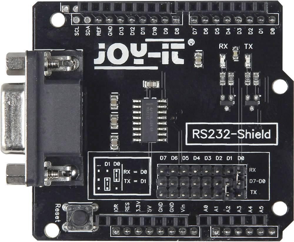 Rozširujúci model Arduino, pcDuino, Arduino UNO Joy-IT RS232 ARD-RS232, RS-232