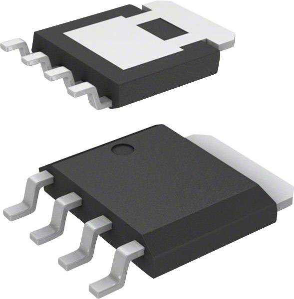 Tranzistor MOSFET Nexperia BUK9Y4R8-60E,115, 1 N-kanál, 238 W, SC-100