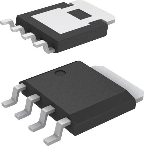Tranzistor MOSFET Nexperia PSMN7R0-60YS,115, SC-100, Kanálov 1, 60 V, 117 W