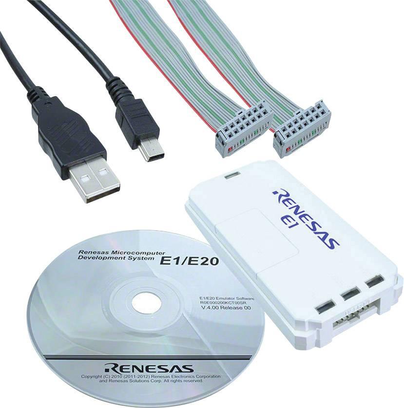 Vývojová deska Renesas R0E000010KCE00