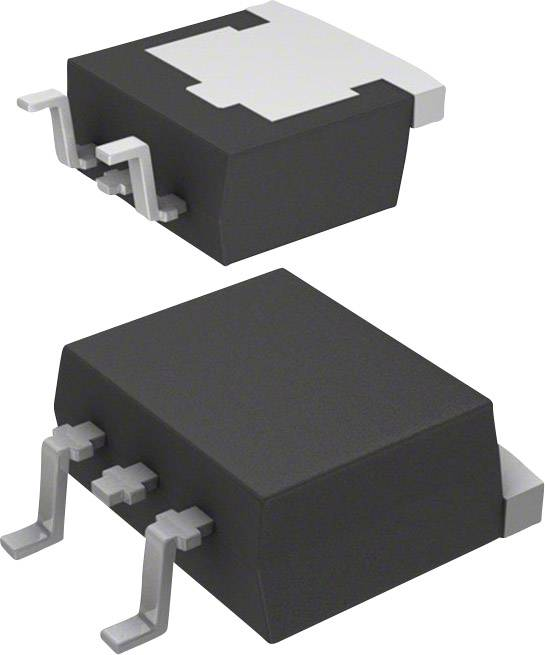 Tranzistor IGBT Renesas RJP60D0DPE-00#J3, LDPAK-4, 600 V, samostatný, standardní