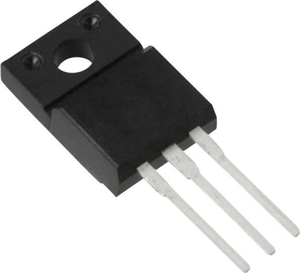 Tranzistor MOSFET Vishay IRF630PBF, Kanálov 1, 200 V, 74 W, TO-220AB