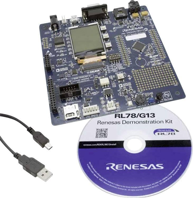 Vývojová deska Renesas YRDKRL78G13