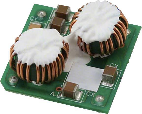 Sieťový filter 75 V/DC 7 A (D x Š x V) 25,4 x 25,4 x 12 mm Delta Electronics FL75L07A 1 ks