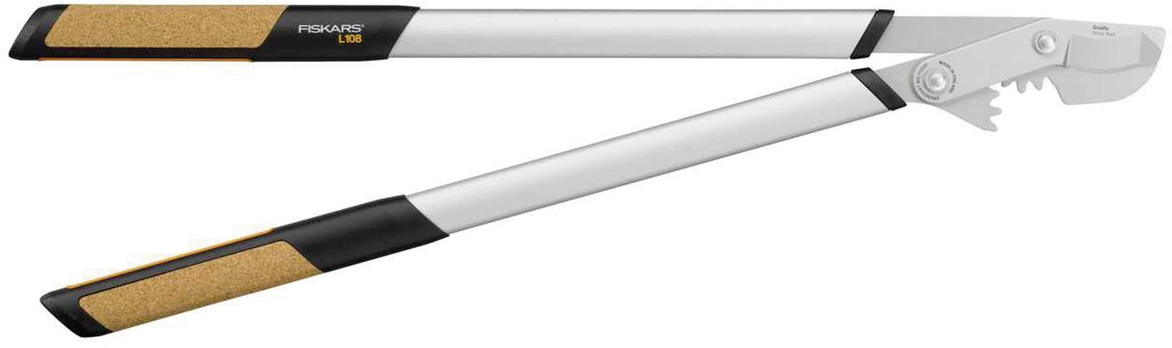 Záhradné pákové nožnice Fiskars Quantum, 80 cm, 112630
