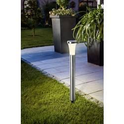 LED solární zahradní svítidlo Esotec Tower Light 102603, IP44, nerezová ocel