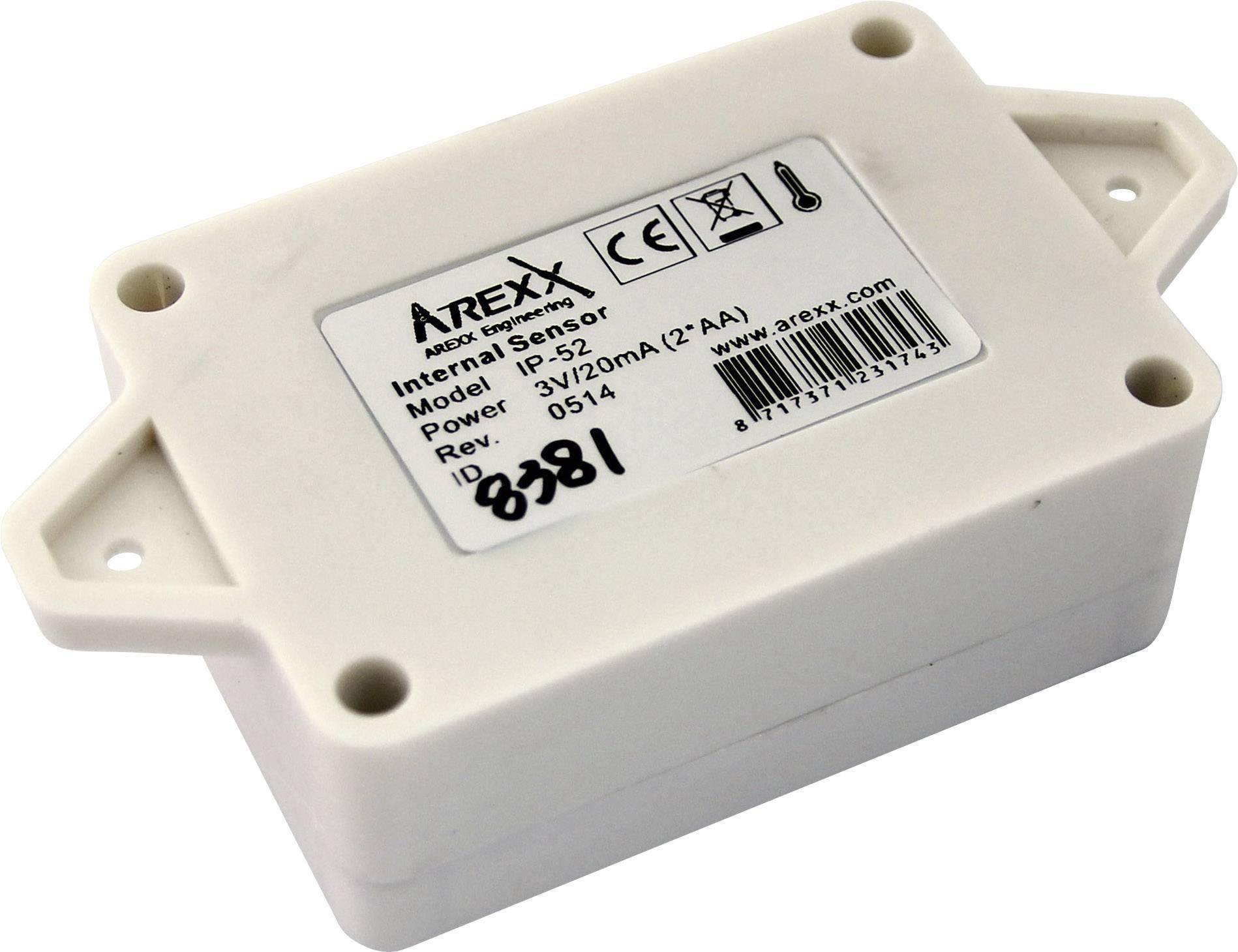 Bezdrátový teplotní senzor Arexx IP-52, IP66