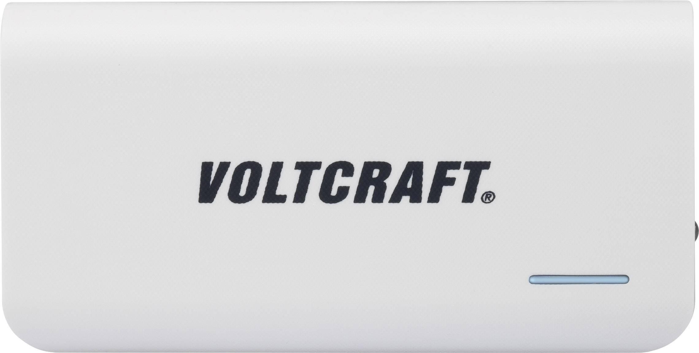 Powerbanka VOLTCRAFT PB-15, Li-Ion akumulátor 5200 mAh, bílá