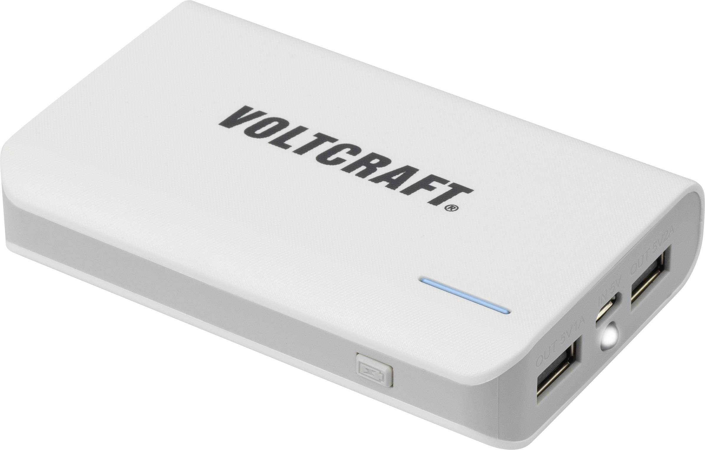 Powerbank Voltcraft PB-16, 7800 mAh