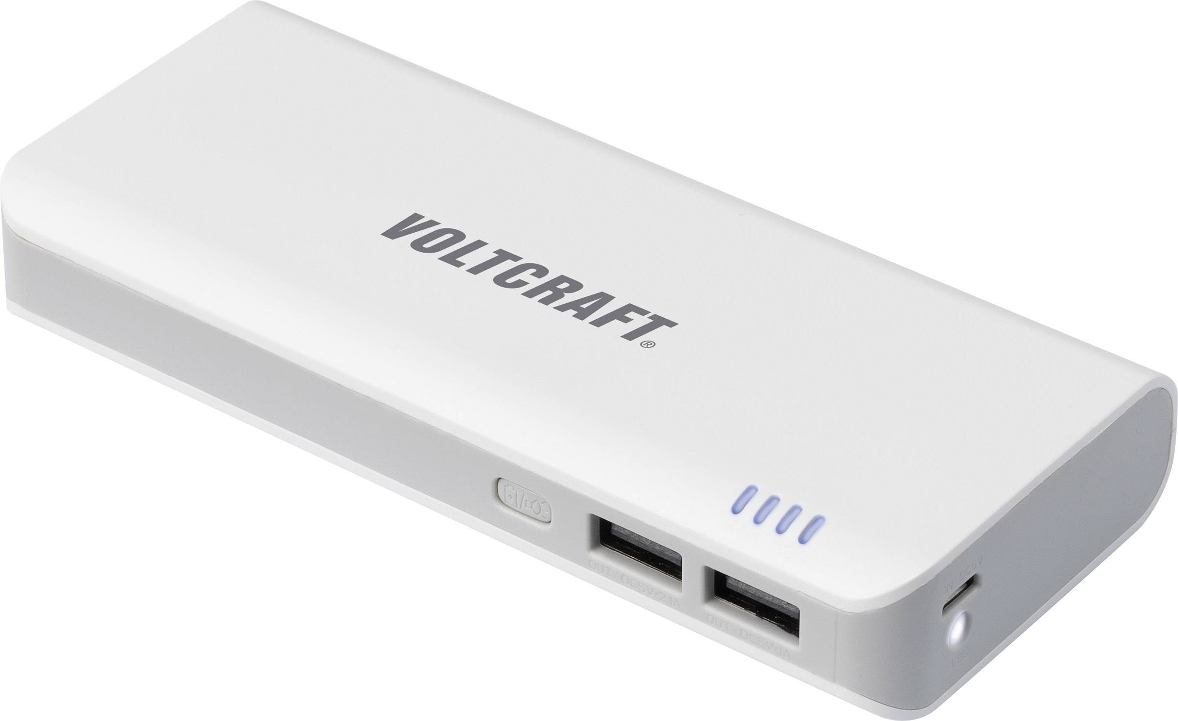 Powerbank Voltcraft PB-18, 13000 mAh