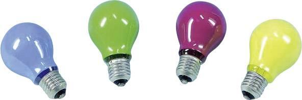 Žárovka Barthelme NL23525G, E27, 230 V, 25 W, zelená, 1 ks