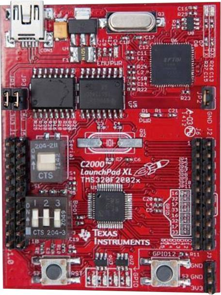 Vývojová doska Texas Instruments LAUNCHXL-F28027F