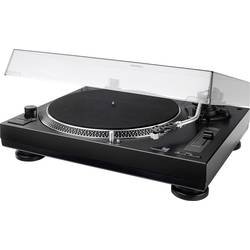 USB gramofón Dual DTJ 301.2 s priamym náhonom, čierna
