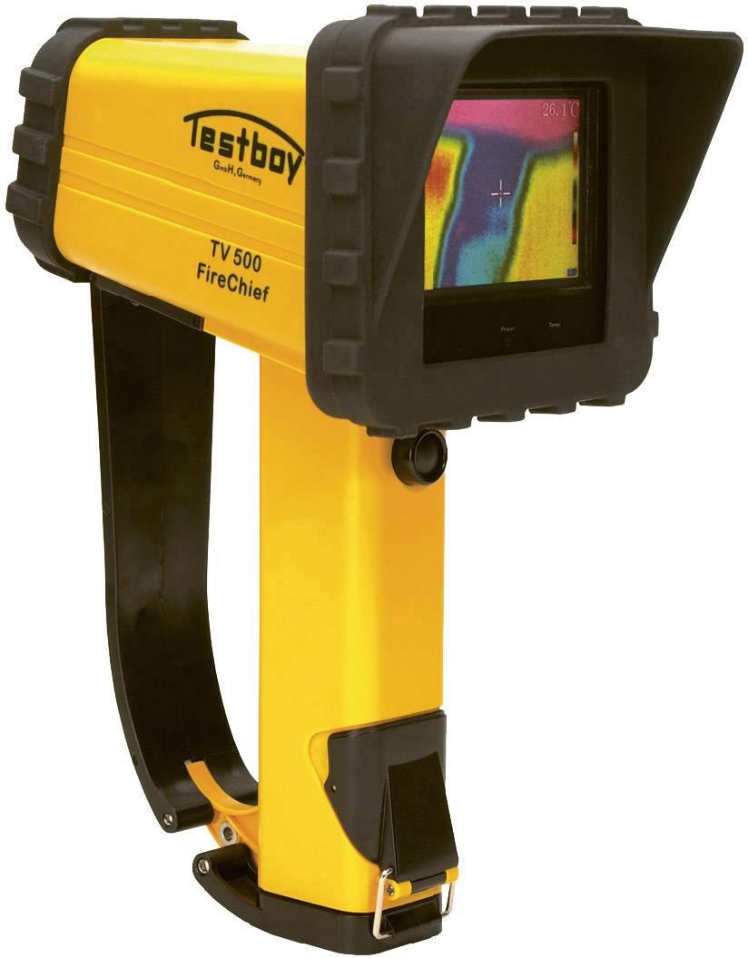 Termokamera Testboy TV 500 FireChief , 160 x 120 pix