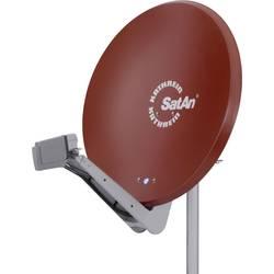 Satelit 90 cm Kathrein CAS 90ro Reflektivní materiál: hliník červená, hnědá