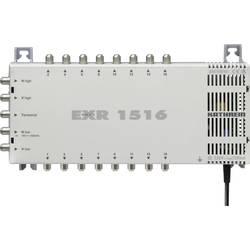 Rozdělovač satelitního signálu Kathrein EXR 1516 Vstupy (vícenásobný spínač): 5 (4 SAT/1 terestrický) Počet účastníků: 16