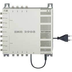 Rozdělovač satelitního signálu Kathrein EXR 2908 Vstupy (vícenásobný spínač): 9 (8 SAT/1 terestrický) Počet účastníků: 8