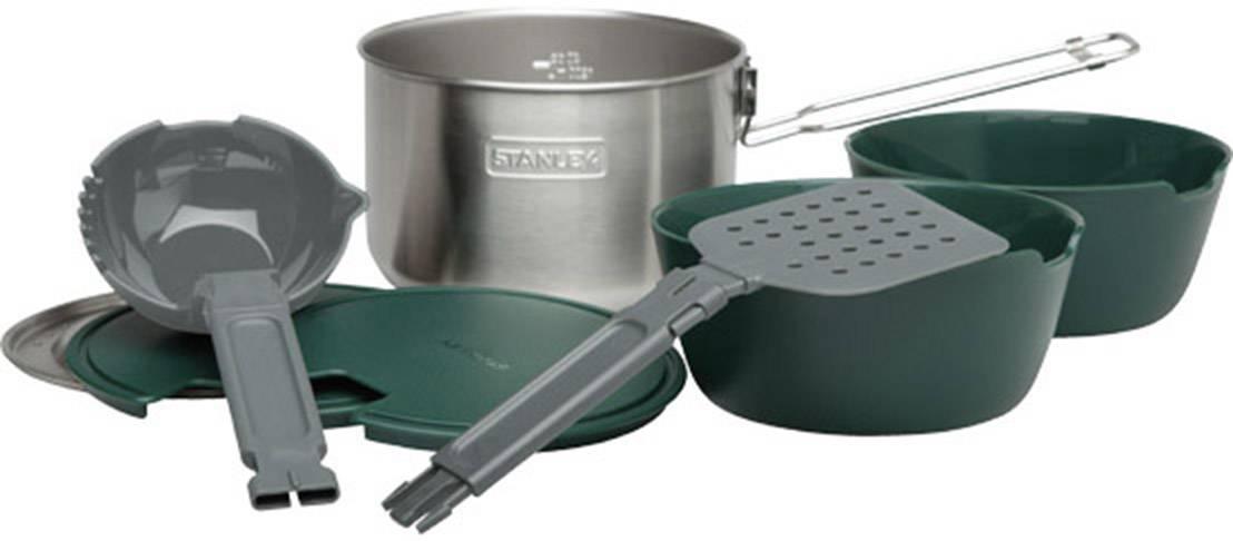 Nádobí Stanley Prep & Cook Set 10-teilig 10-01715-001