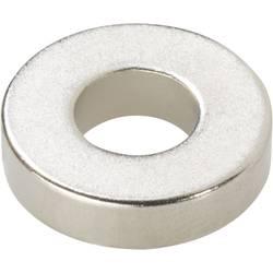 Permanentní magnet kruhový TERRAMAG® S-35/150, (Ø x v) 16.5 mm x 4 mm, NdFeB