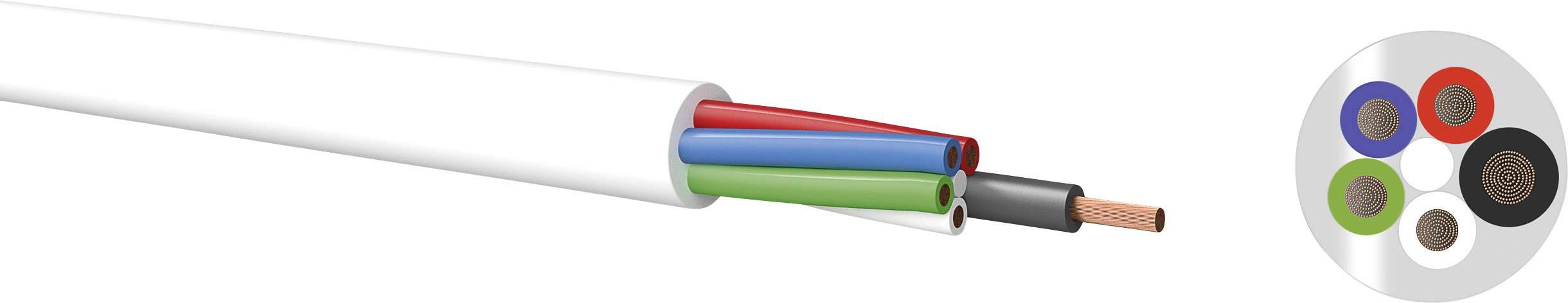 Připojovací kabel Kabeltronik 4.24051101E8, (Ø) 5.1 mm, PVC