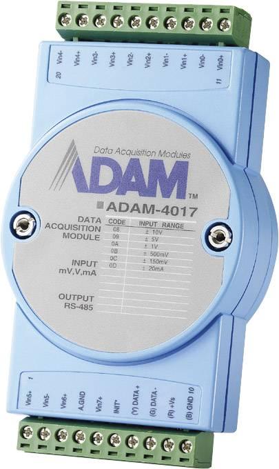 Vstupní modul analogové Advantech ADAM-4017,počet vstupů 8 x, 12 V/DC, 24 V/DC