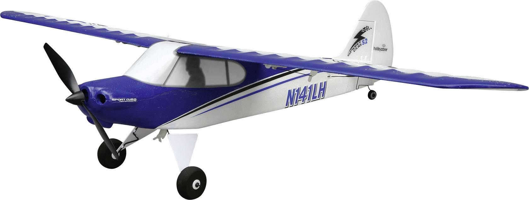 RC model letadla HobbyZone Sport Cub SAFE, RtF, 616 mm