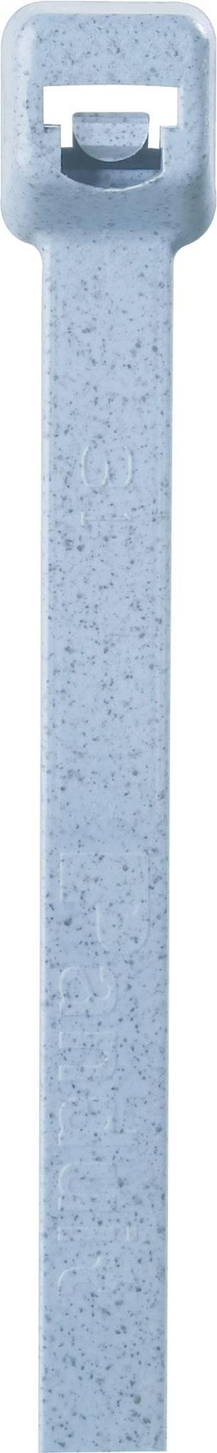 Sťahovacie pásky Panduit PLT2S-C86 ASTN-300, 186 mm, modrá, 100 ks