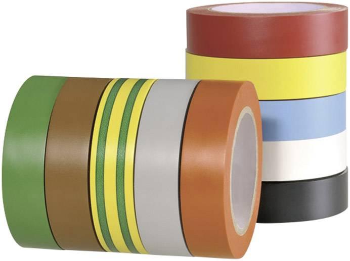 Izolačná páska HellermannTyton 710-00146, (d x š) 10 m x 15 mm, obsahuje: 10 roliek