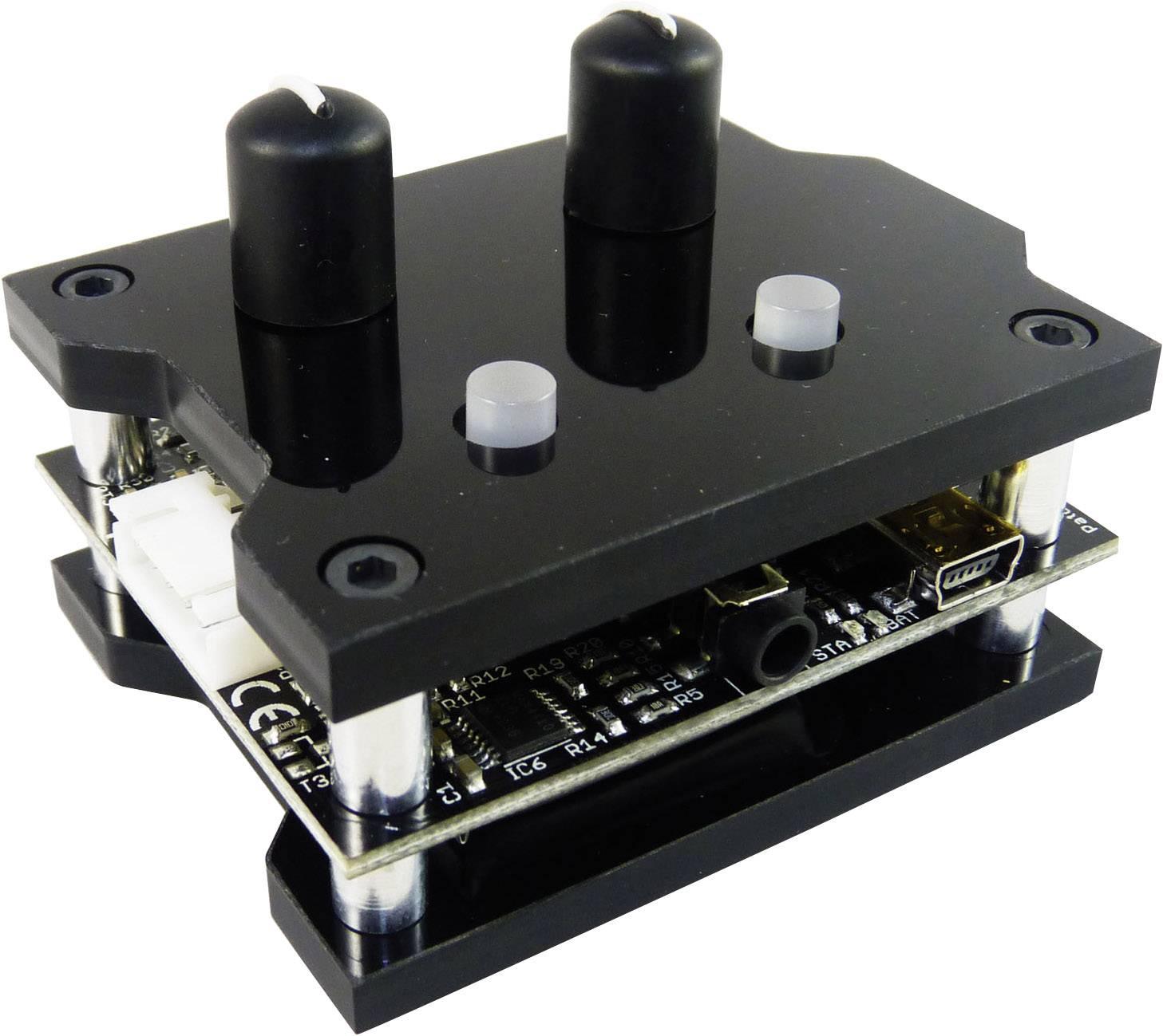 Programovatelný syntezátor pb Patch blok PB1-001-M1-4-AU1, černá