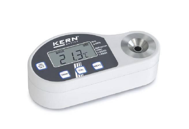 Digitální refraktometr Kern Optics pro automobilový a jiný průmysl ORD 2UM