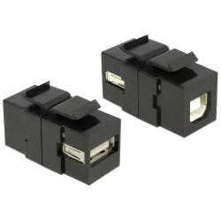 Vestavný modul USB Delock 86370 Keystone
