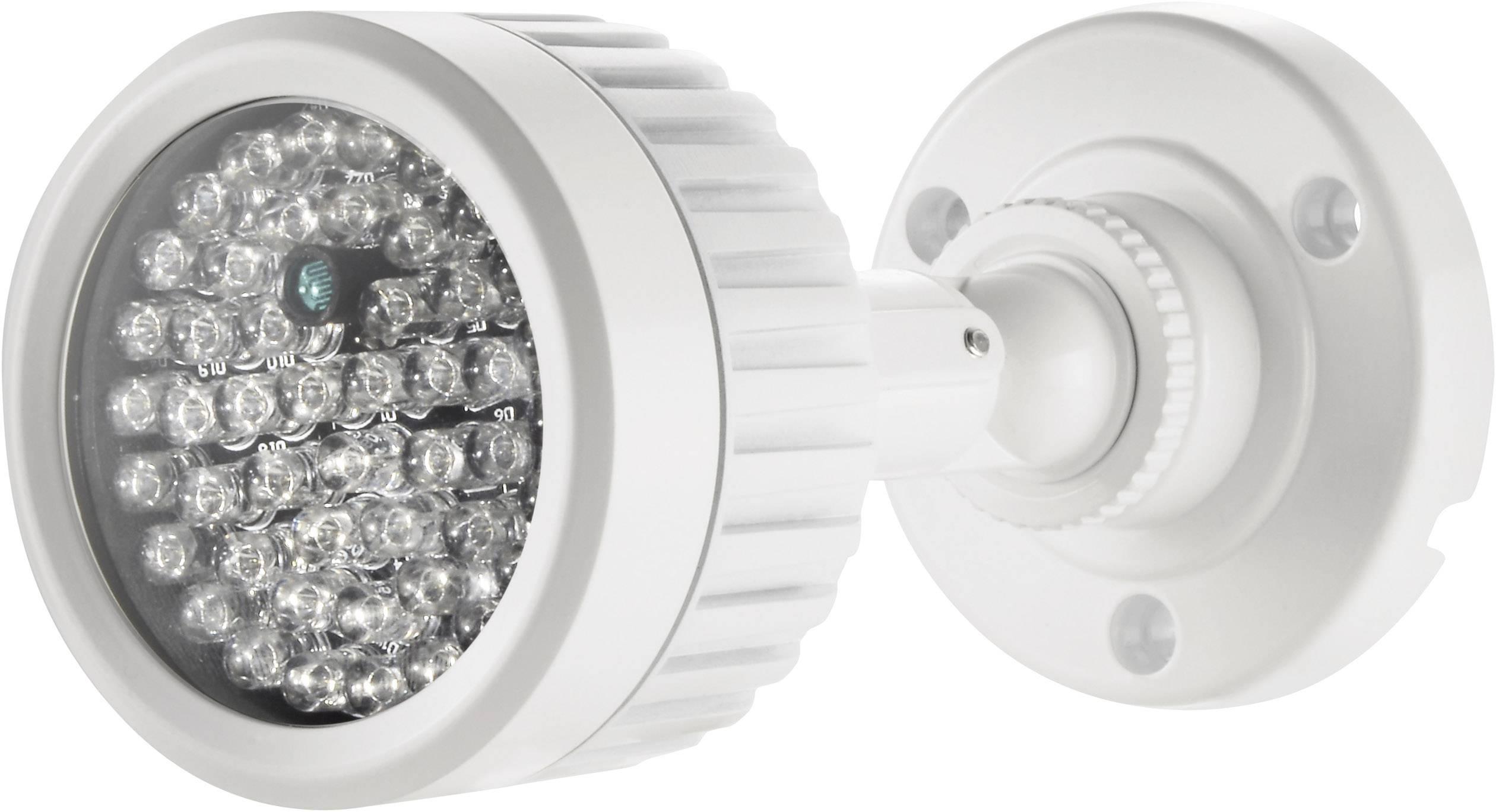 IR (infračervené-ý)reflektor sygonix 25873A1, IP65, dosah max. 50 m, 12 V / DC