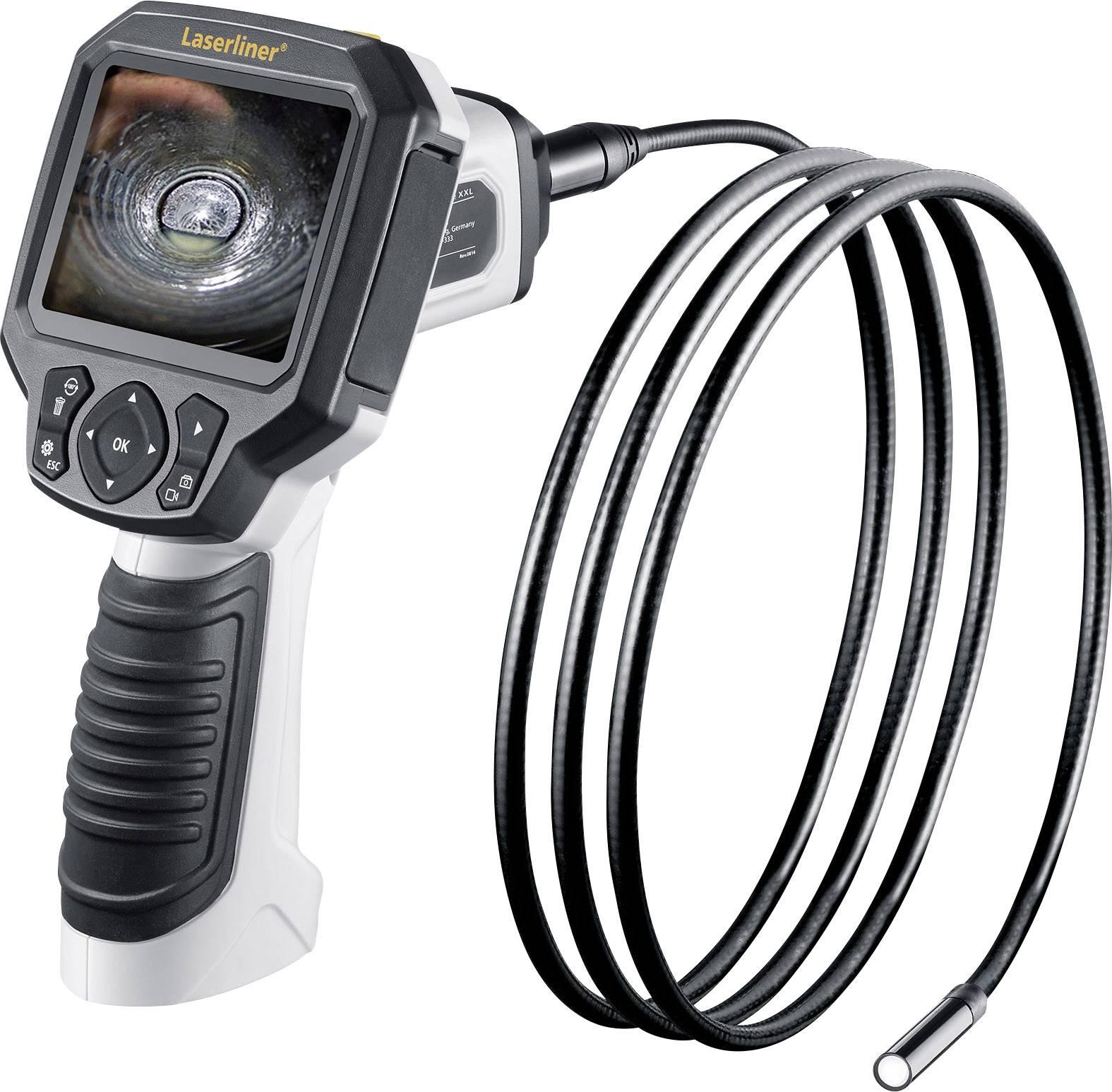 Endoskop Laserliner VideoScope XXL 082.115A, Ø sondy: 9 mm, dĺžka sondy: 5 m