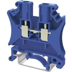 Průchodková svorka šroubovací Degson PC2.5-01P-12-00AH, 5.2 mm, modrá, 50 ks